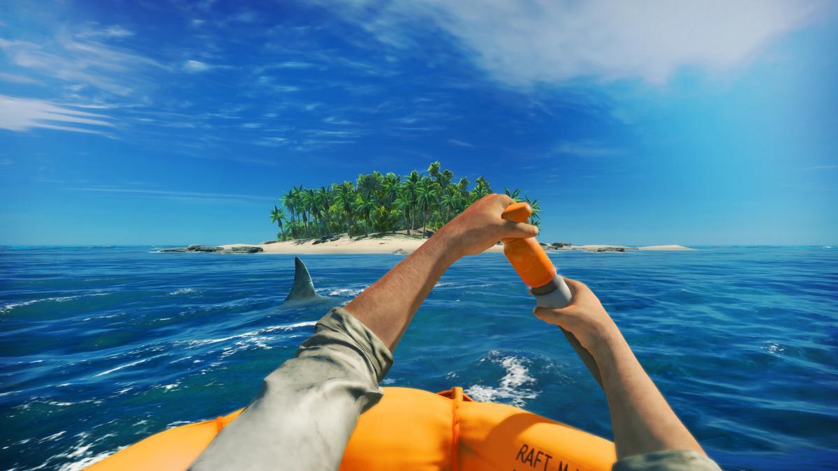 Раздача Stranded Deep продлится всего сутки /фото Beam Team Games