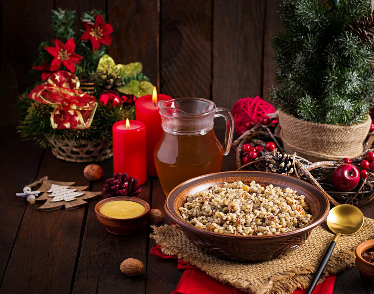 Блюда на Сочельник 2021 - рецепты / фото ua.depositphotos.com