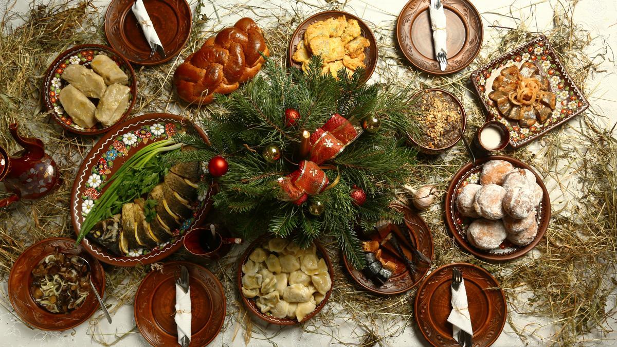 Рецепты блюд на Сочельник 2021 - постное меню / фото ua.depositphotos.com