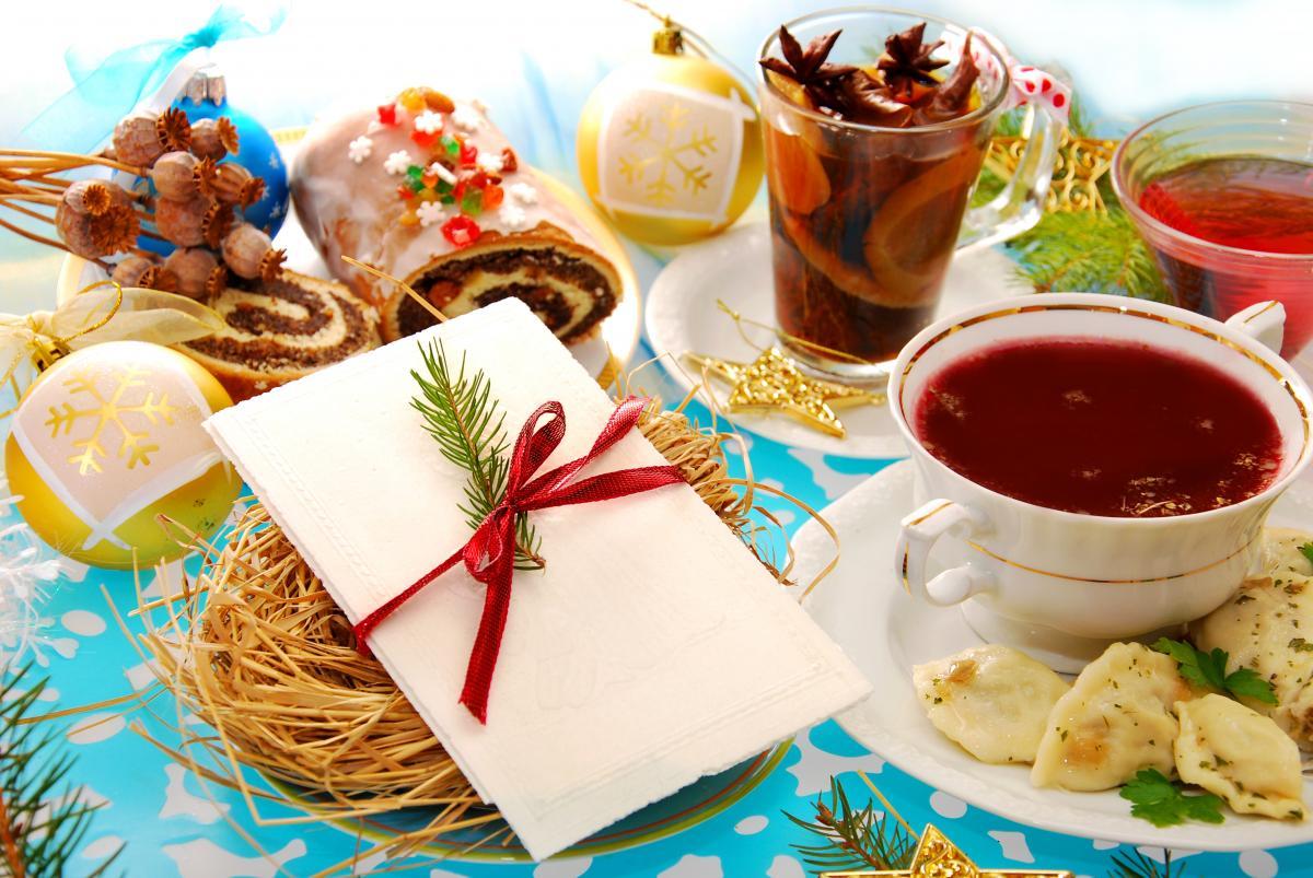 Постное меню на Сочельник - лучшие блюда / фото ua.depositphotos.com