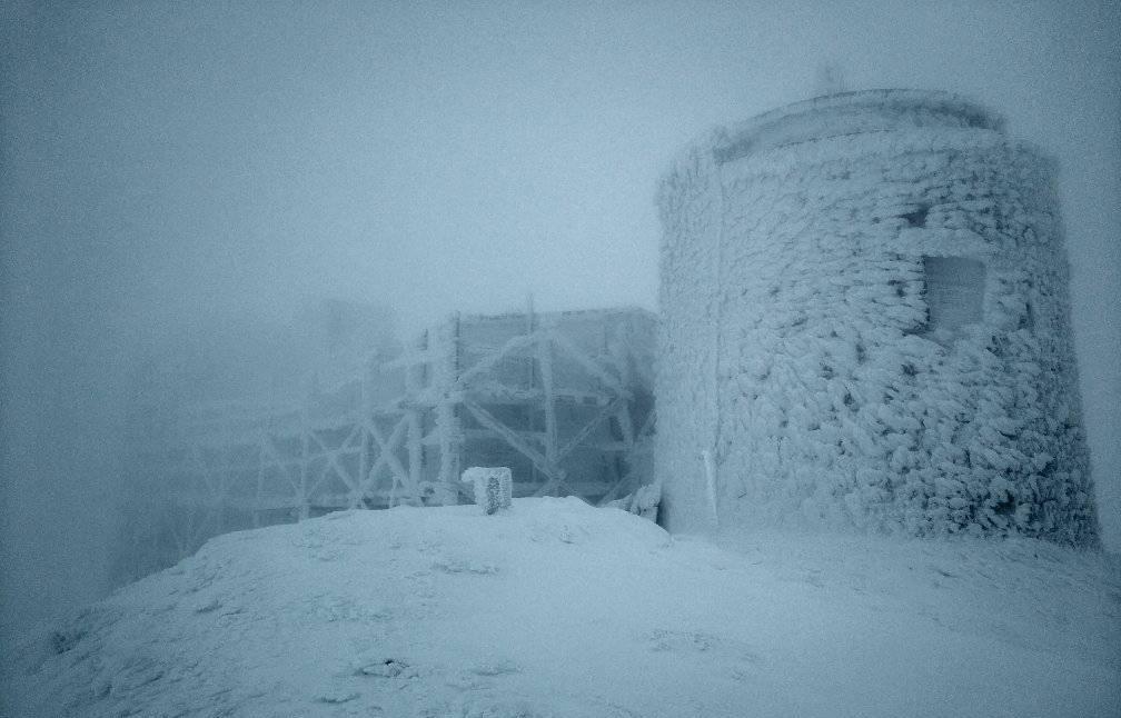 Так выглядел Поп Иван Черногорский 25 декабря / фото facebook.com/chornogora.rescue112