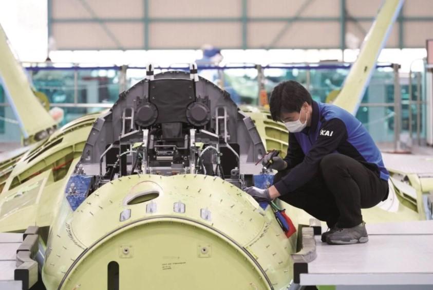 KF-X будет завершен к первому полугодию 2021 года / фото Korea Aerospace Industries