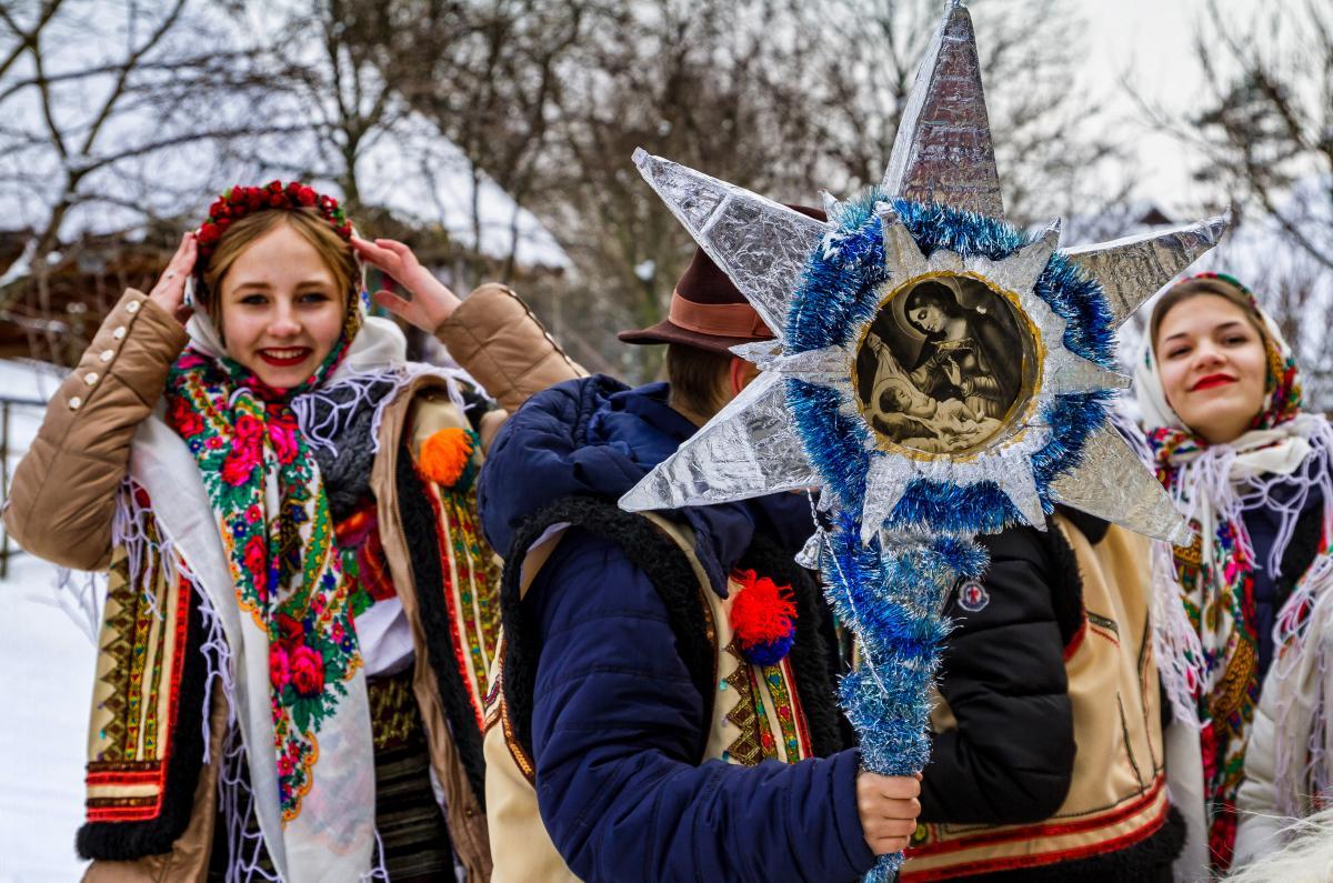 Колядки на Рождество / фото ua.depositphotos.com