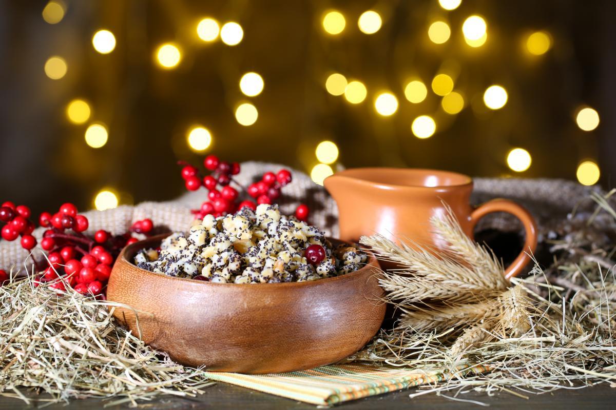 Вкусная кутья на Рождество - рецепт / фото ua.depositphotos.com