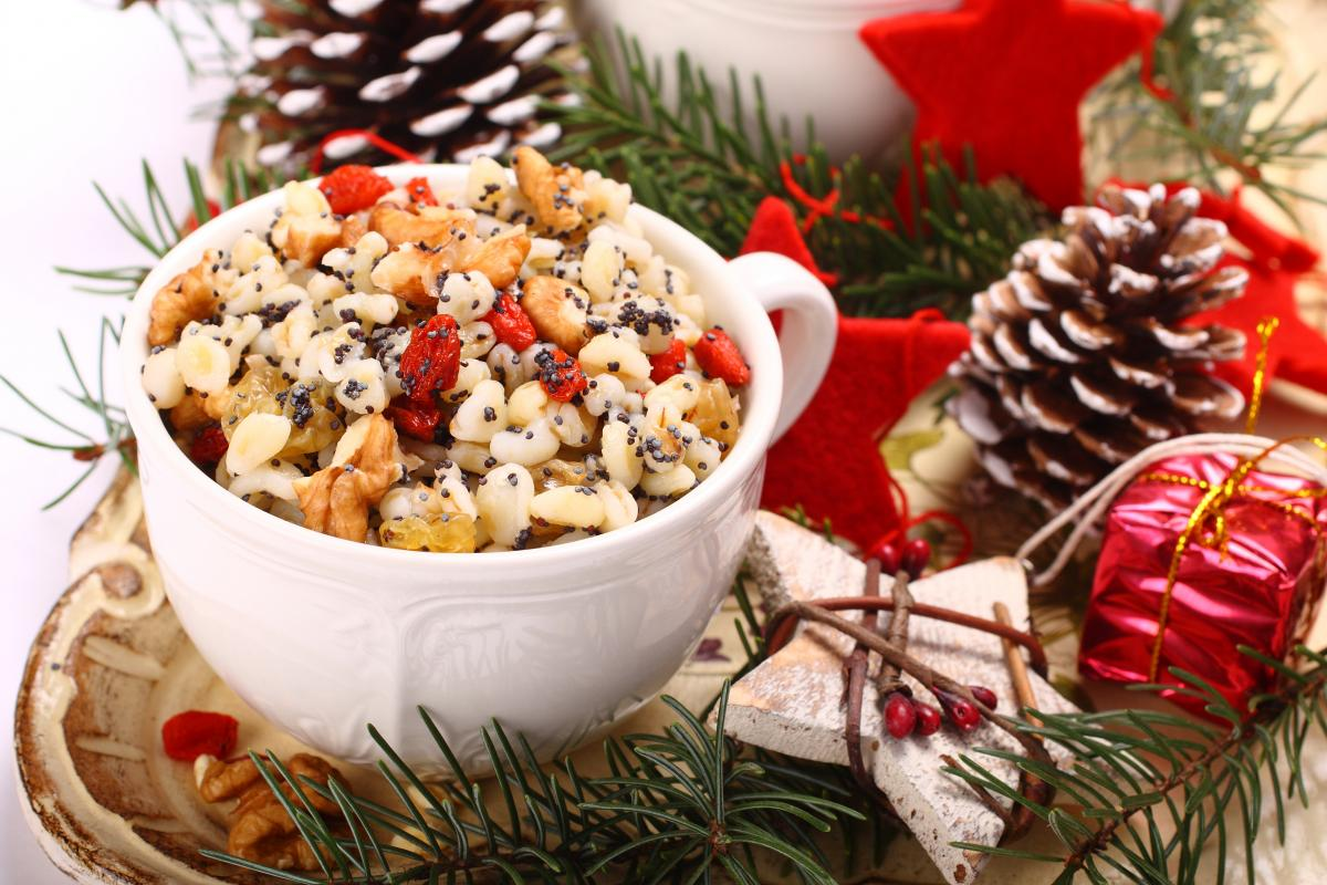 Рецепты рождественской кутьи / фото ua.depositphotos.com