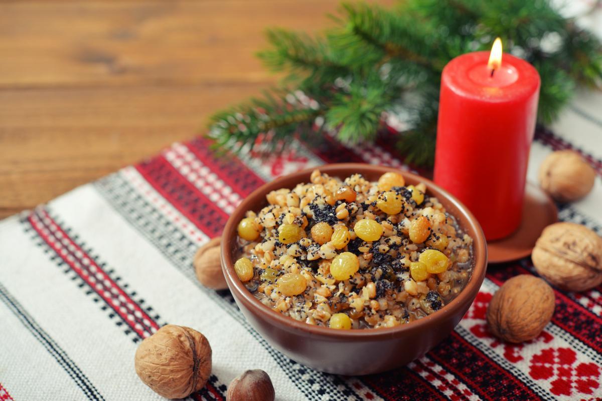 Как приготовить вкусную кутью на Рождество / фото ua.depositphotos.com