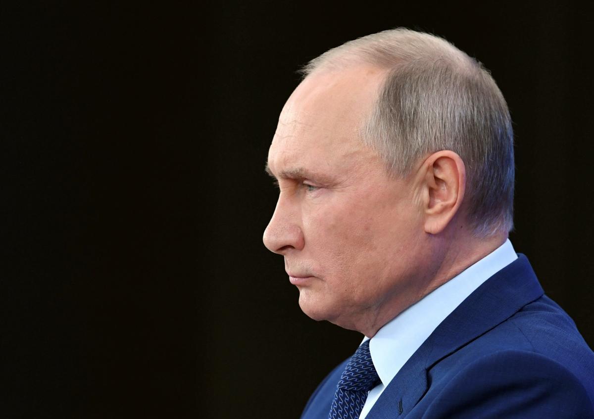 Володимир Путін / фото REUTERS