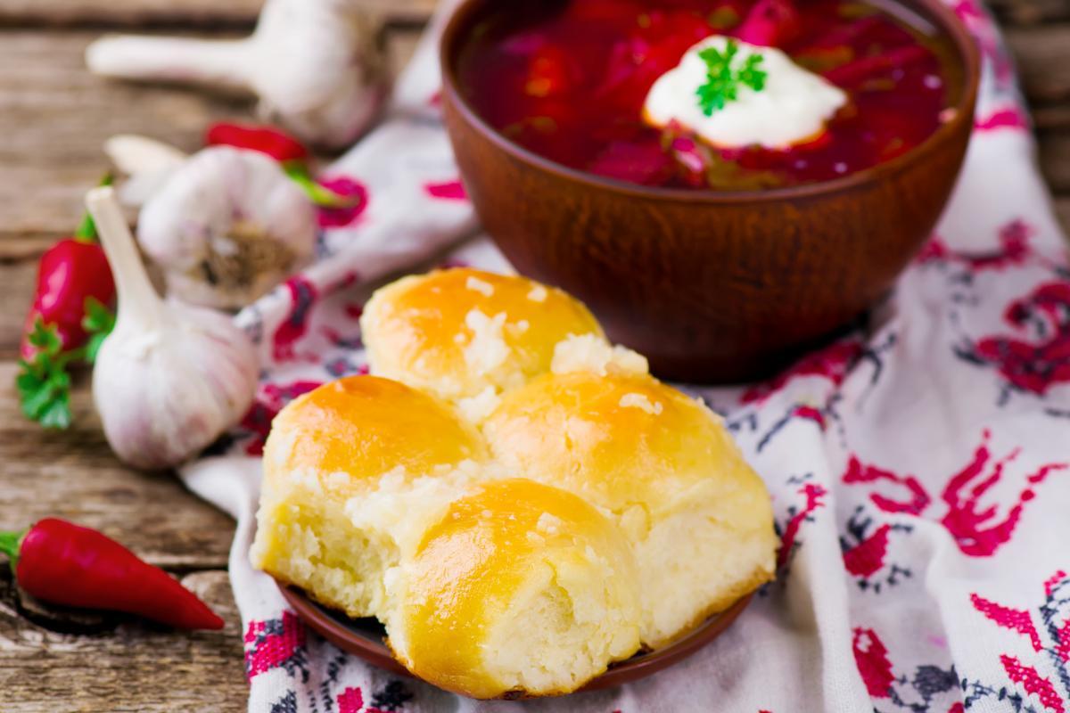 Как приготовить пампушки на Рождество / фото ua.depositphotos.com