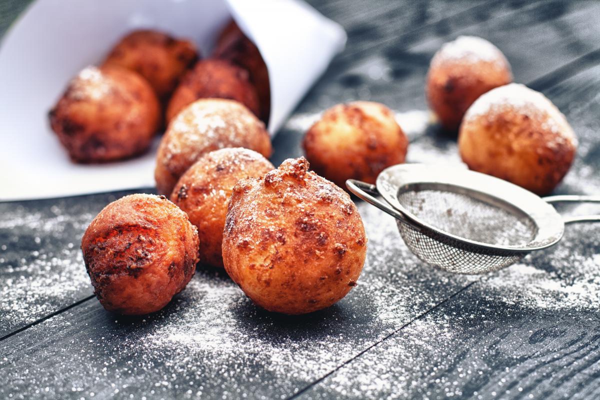 Рецепты пончиков на Рождество / фото ua.depositphotos.com