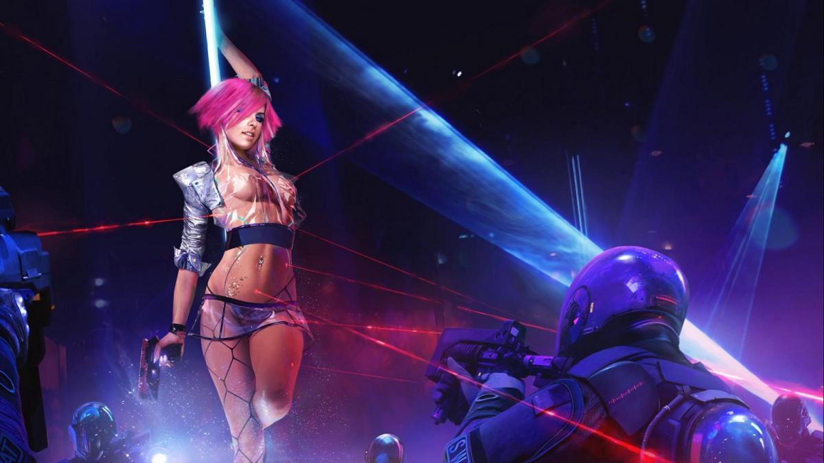 Cyberpunk 2077 удалили из PS Store 18 декабря /фото CD Projekt RED