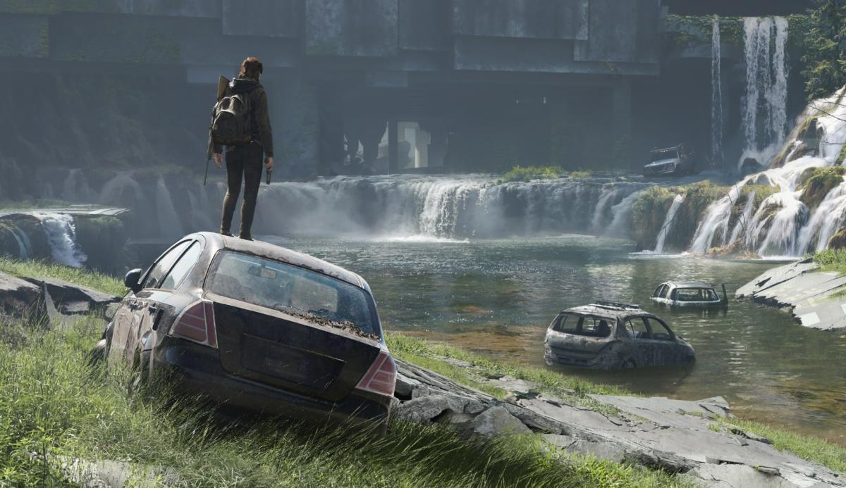 "The Last of Us Part II также победила в номинации ""Лучшая графика"" / фото Naughty Dog"