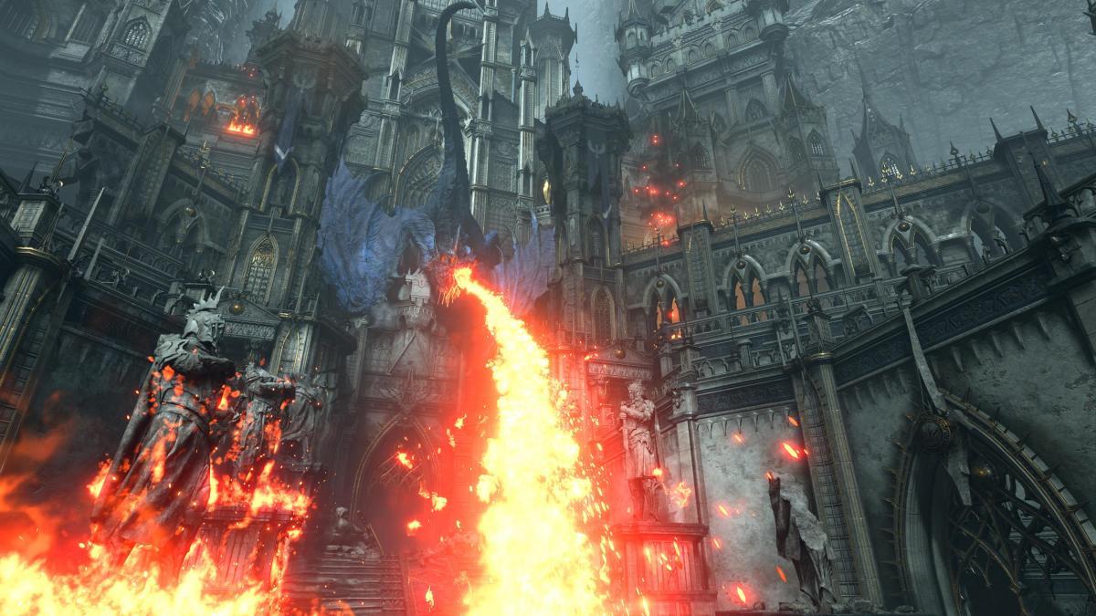 Ремейк Demon's Souls /скриншот