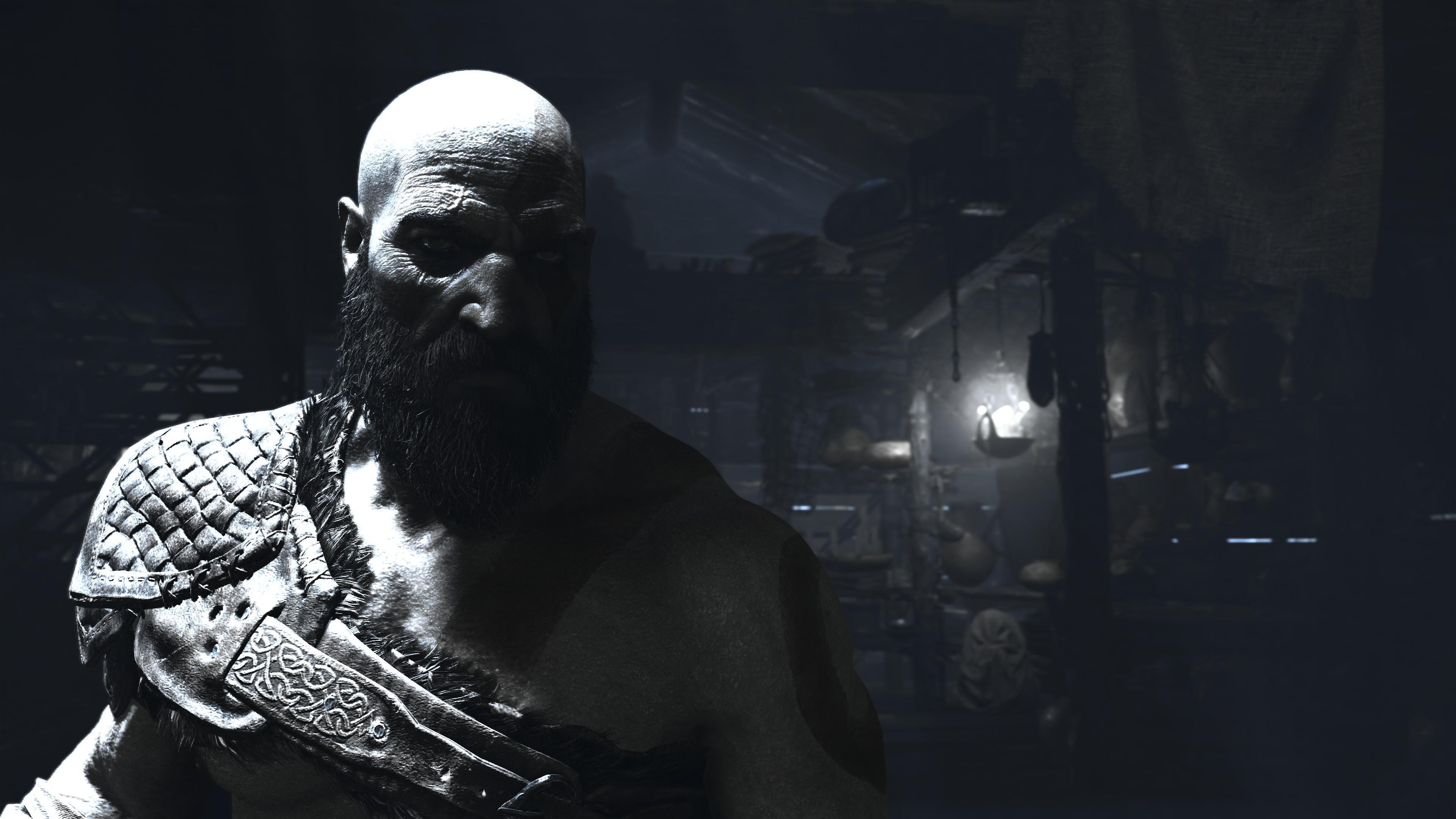 Игрокам не терпится увидеть продолжение приключений Кратоса /скриншот