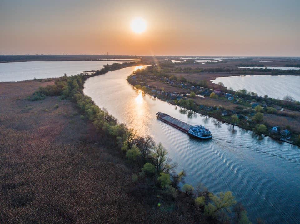 В Украине вступит в силу закон о внутреннем водном транспорте