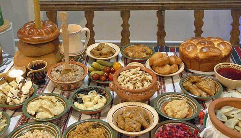 12 постных блюд на Сочельник / фото rubryka.com