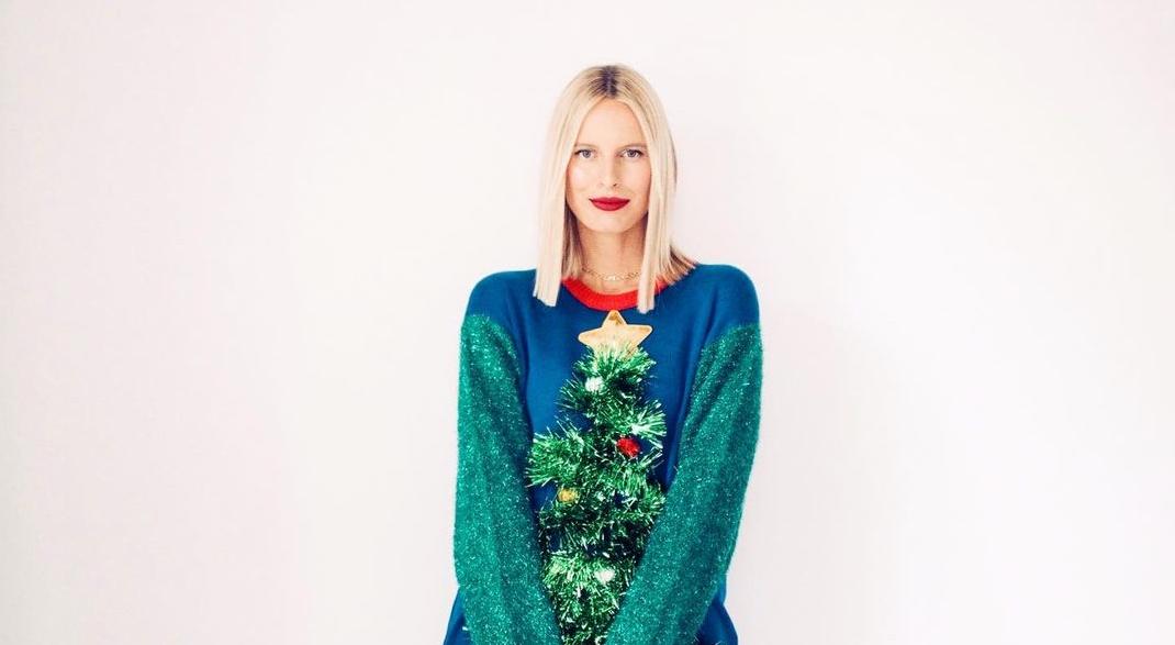 Куркова показала стильный аутфит / instagram.com/karolinakurkova