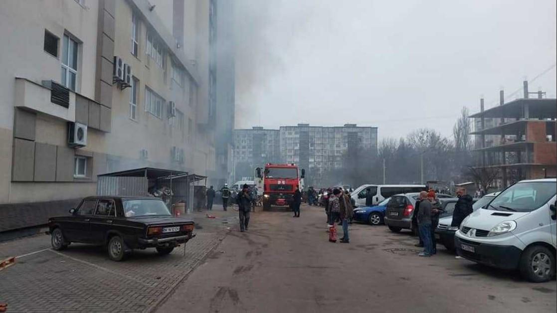 фото пресс-служба ГСЧС в Ривненской области