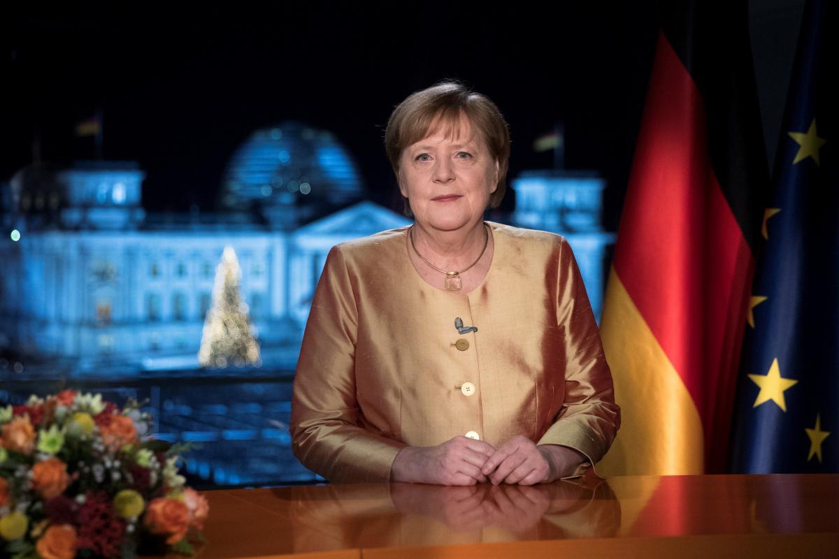 Перед ужином с Меркель, Зеленский может встретиться с президентом Германии / фото - REUTERS