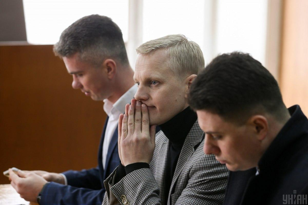 Шабунин-офис Венедиктовой говорит, что взрывчатки в подброшенных гранатах не было / Фото УНИАН, Вячеслав Ратинский