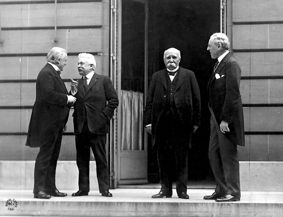 Решение также установило дату ликвидации Лиги: на следующий день после закрытия сессии / U.S. Signal Corps photo