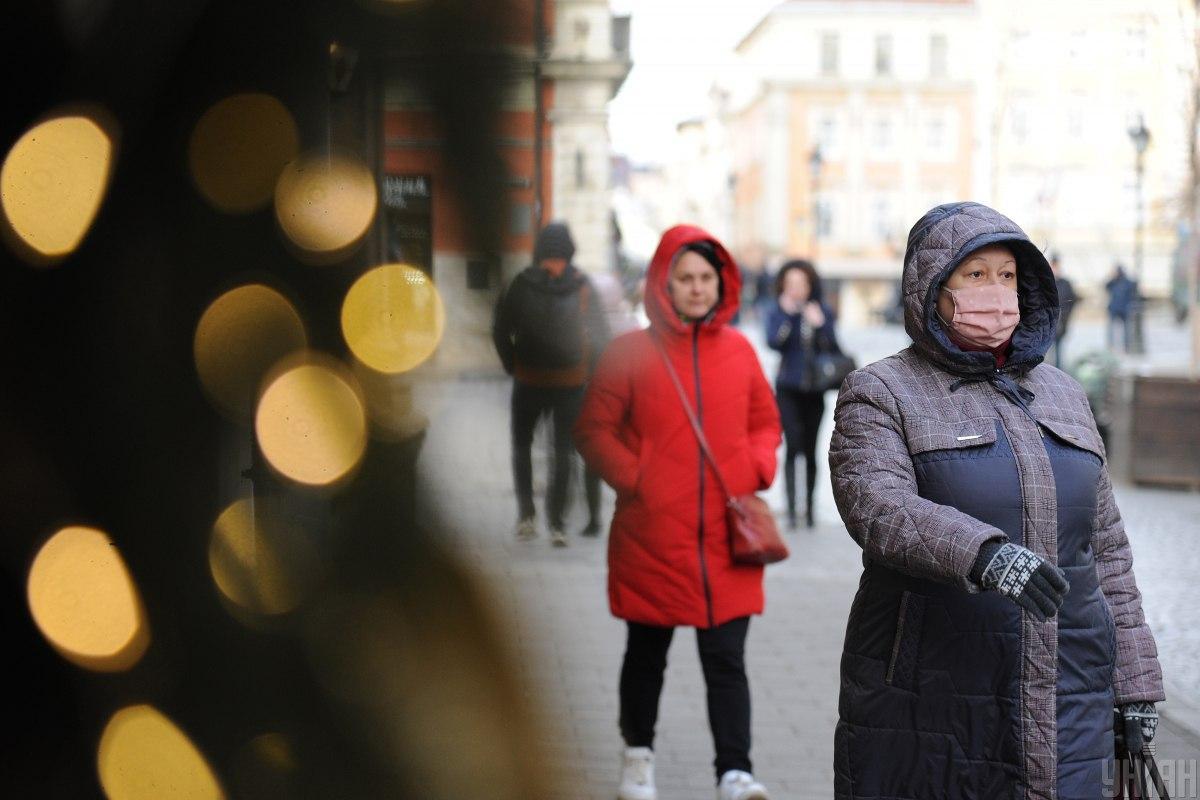 80% респондентов думают, что не болели на коронавирус / фото УНИАН