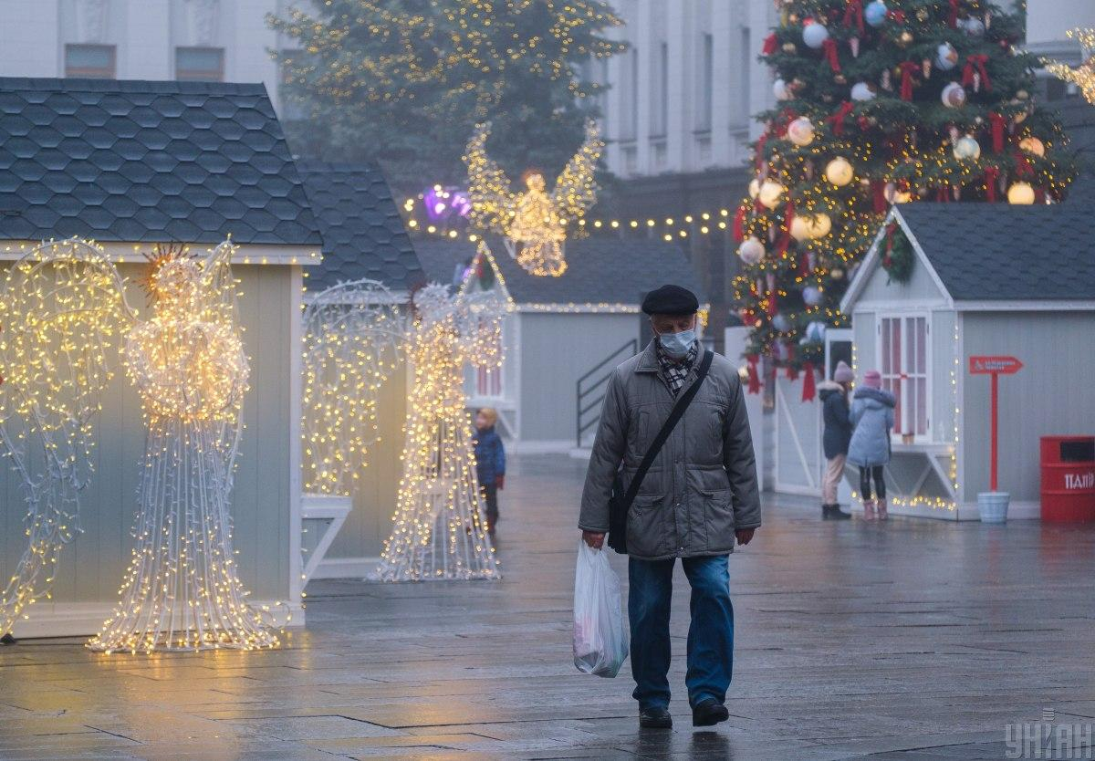 Стало известно, сколько людей инфицировались коронавирусом в Киеве - статистика на 2 января / УНИАН