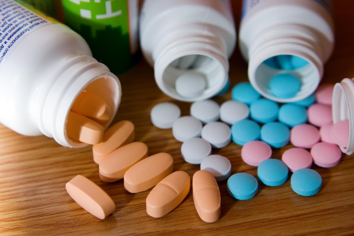 Смертность от лекарств занимает пятое место в мире / фотоua.depositphotos.com