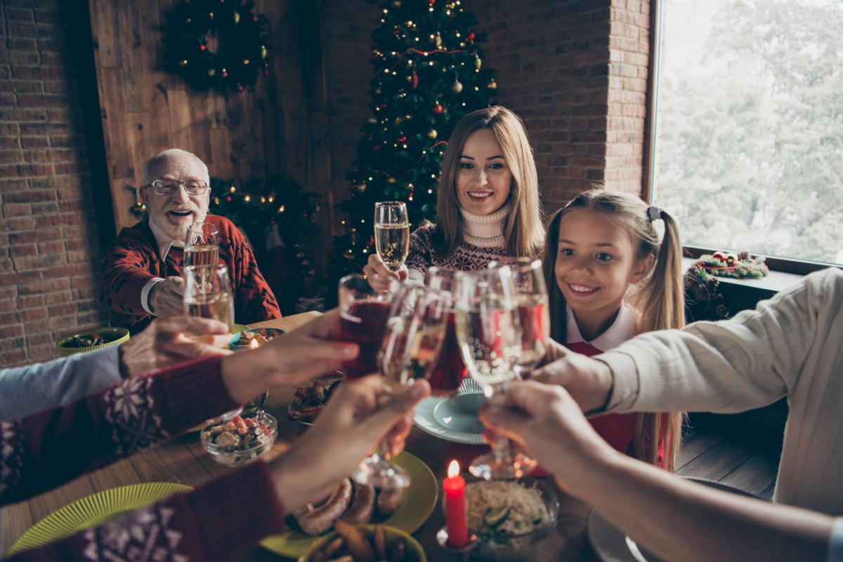 Назван вред от детского шампанского / фото ua.depositphotos.com