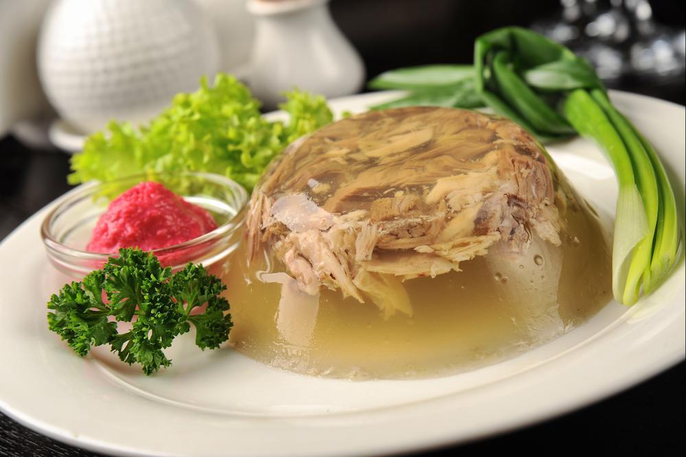 М'ясний холодець рецепт / фото ua.depositphotos.com