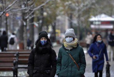 Завтра киевлян ждет облачная погода, воздух прогреется до +2°