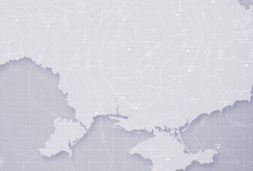 Прогноз погоды в Украине на вечер вторника, 1 декабря