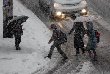 Снег с дождем и гололедица: синоптик дала неутешительный прогноз погоды на завтра