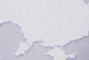 Прогноз погоди в Україні на вечір п'ятниці, 4 грудня
