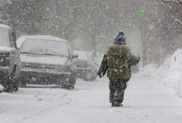 Непогода близко: сегодня Украину накроет мокрый снег, на дорогах ожидается гололедица