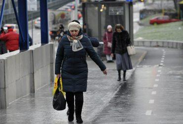 В Україні – потепління: прогноз погоди на 23 січня (карта)