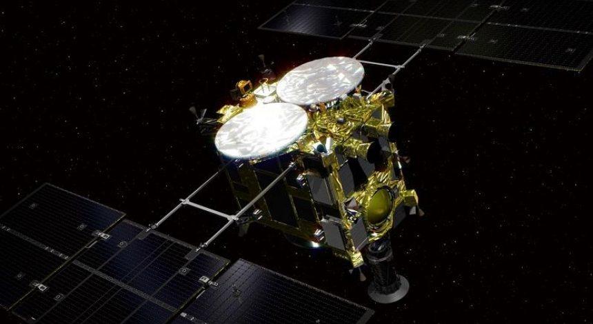 Японський зонд скинув на Землю капсулу з грунтом з астероїда Рюгу