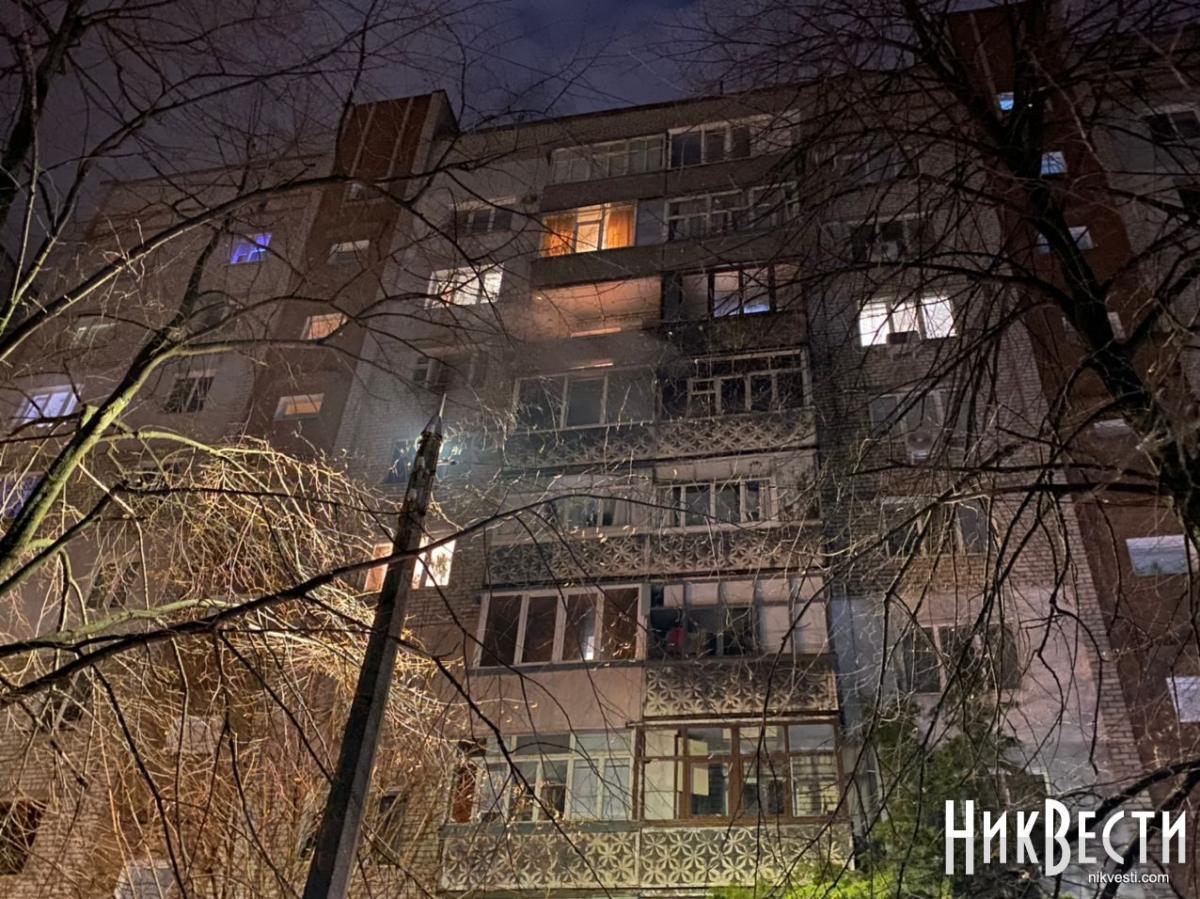 У квартирі нікого не виявилося / фото НикВести