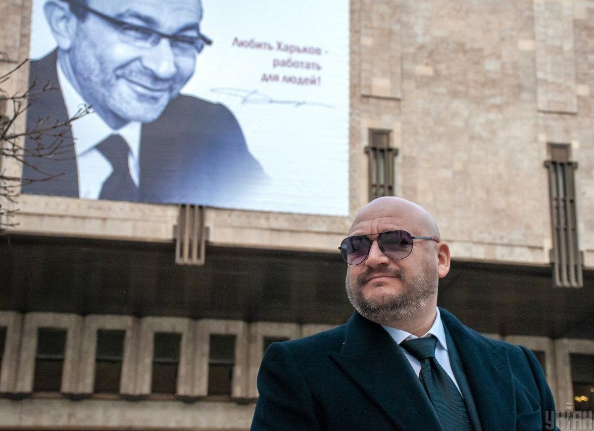 Михаил Добкин пойдет на выборы мэра Харькова / фото УНИАН, Андрей Мариенко