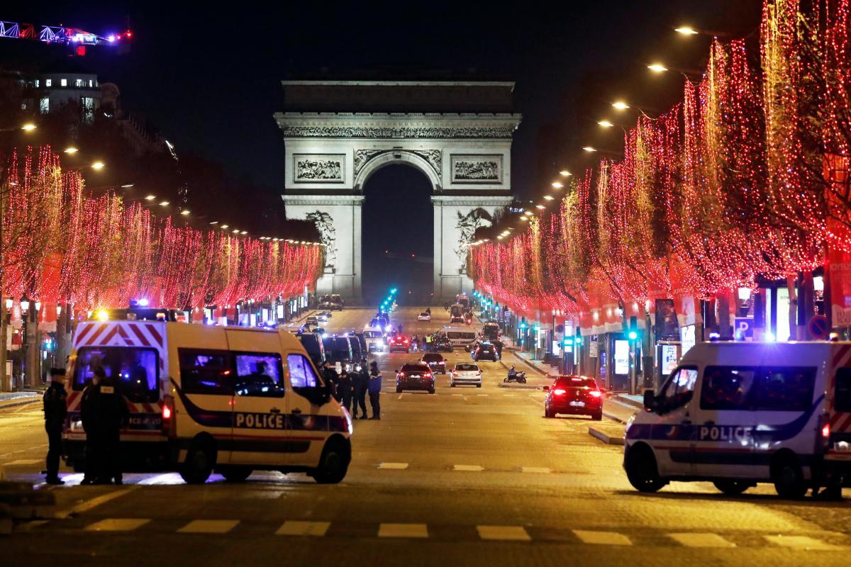 В Париже избили 14-летнего украинца / фото REUTERS