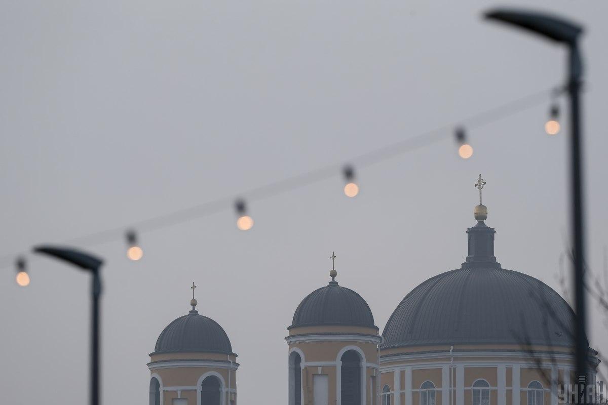 Погода в Украине 3 января - спасатели предупредили о густом тумане / Фото УНИАН, Вячеслав Ратинский