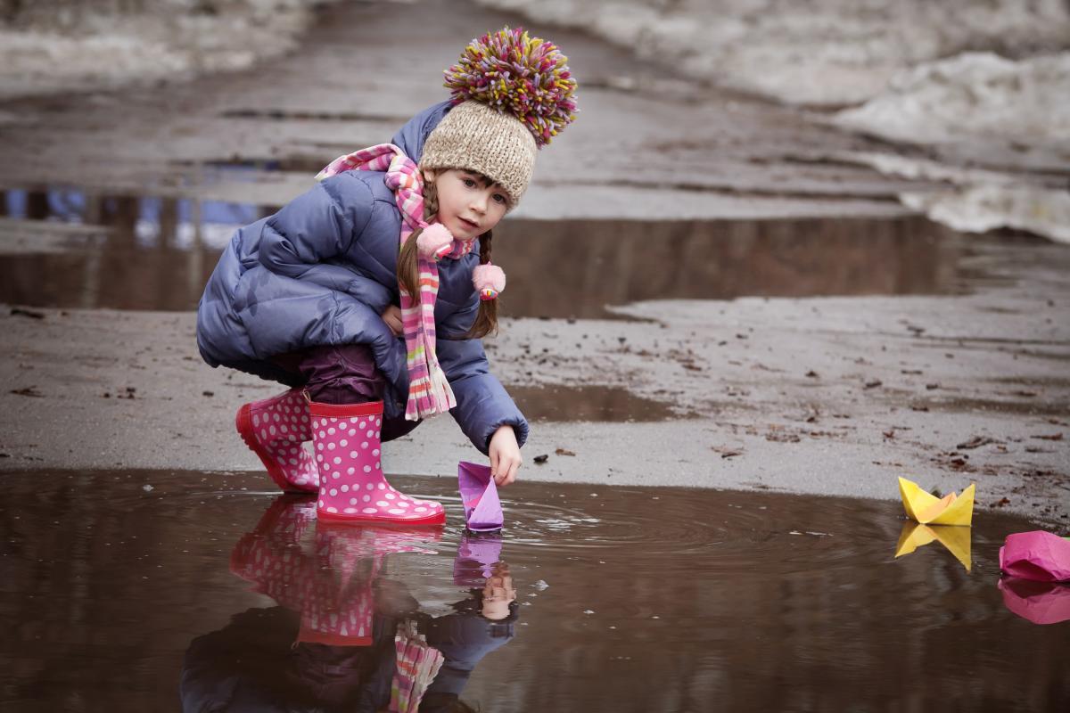 На вихідних в Україну прийдуть дощі / Фото ua.depositphotos.com
