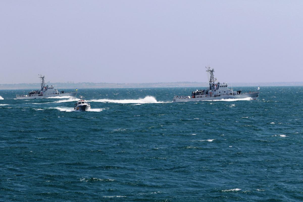 Катери класу Island / фото mil.gov.ua