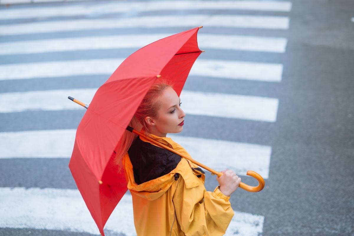 Сегодня в Киеве ожидаются дожди / Фото ua.depositphotos.com