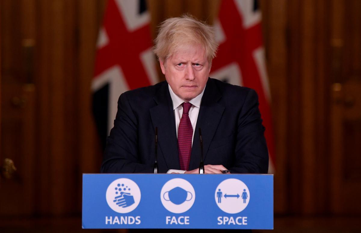 """По словам Джонсона, страна вступает в """"последнюю фазу борьбы"""" / фото REUTERS"""