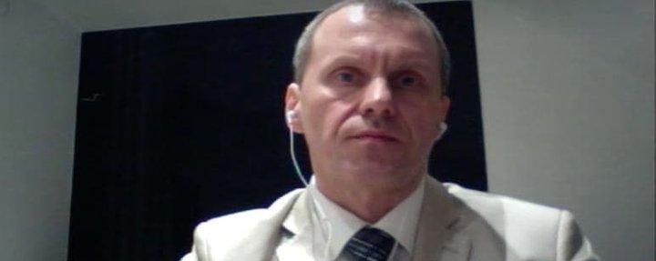 Экс-сотрудник белорусского спецназа Игорь Макар / скриншот общественное