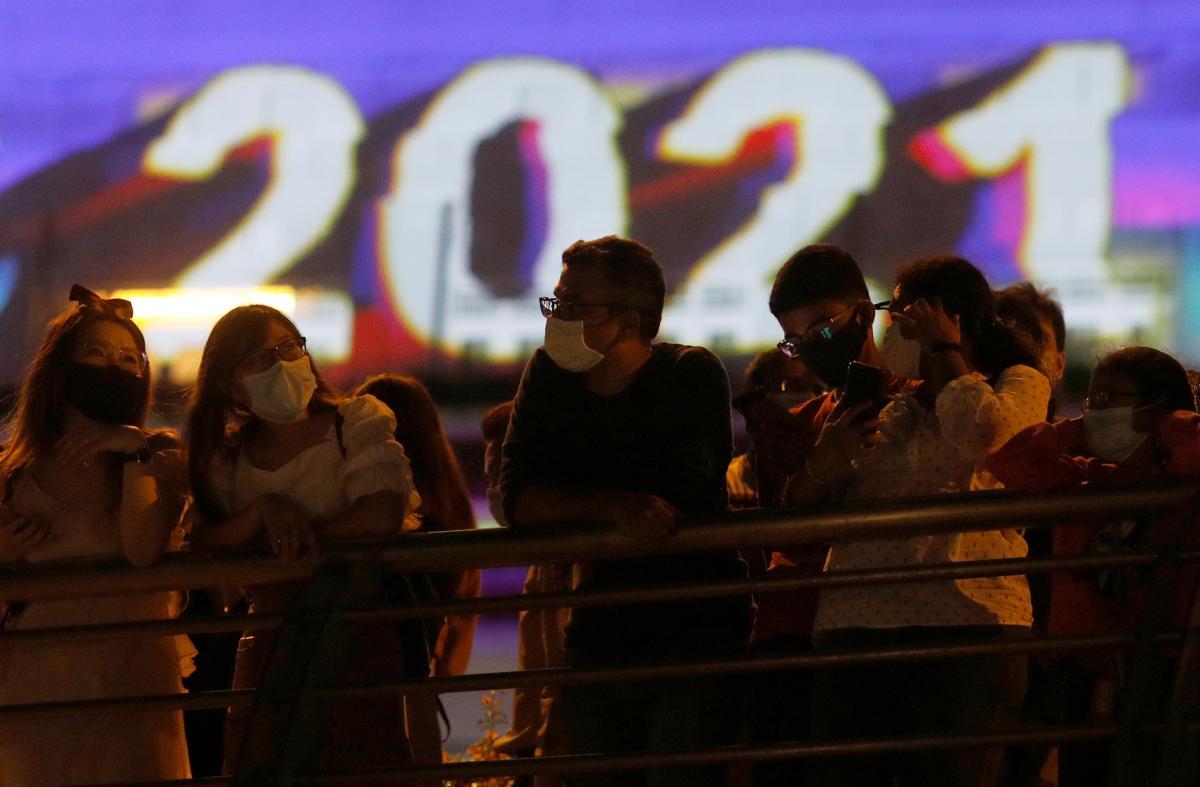 2021 рік буде не легшим, ніж попередній/ фото REUTERS