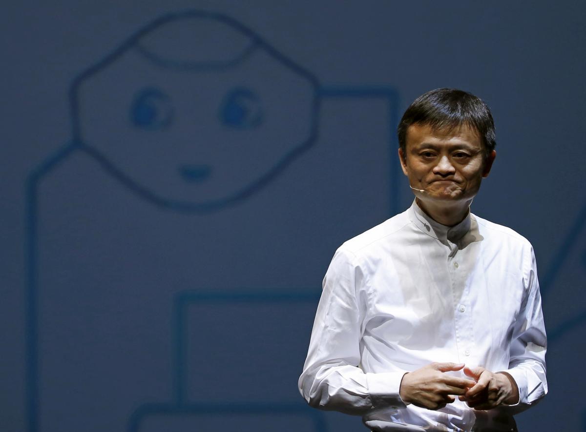 Засновник Alibaba вже два місяці не з'являвся на публіці / REUTERS