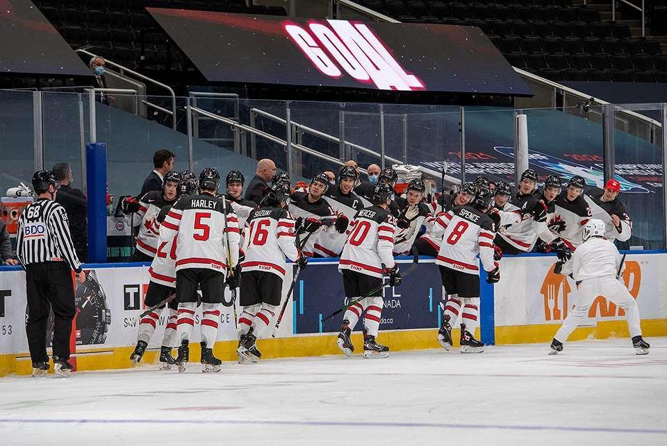 Фиаско родоначальников хоккея / фото Hockey Canada