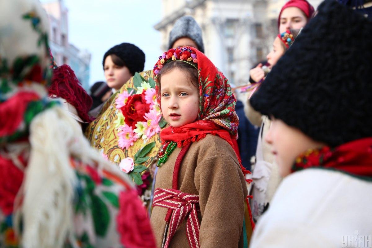 В Киеве на Рождество будет облачно / фото УНИАН