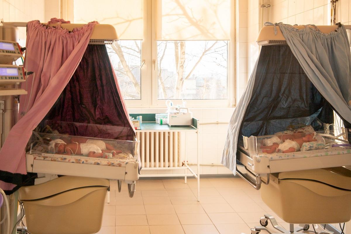В Ужгороді народилася четвірня / фото УНІАН, Наталія Петерварі
